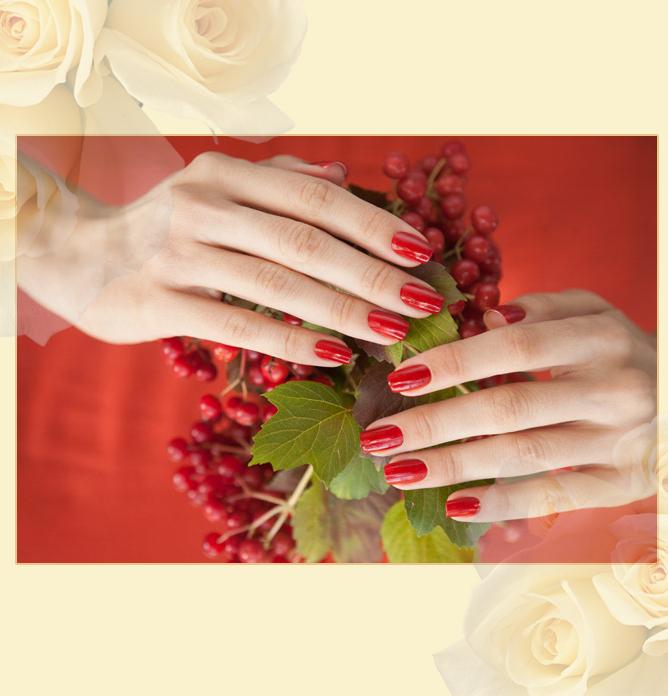 EL Corazon - Kaleidoscope Красотека, красный лак для ногтей
