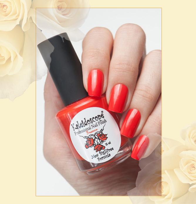 EL Corazon - Kaleidoscope Красотека №Кr-04 Девушка в красном