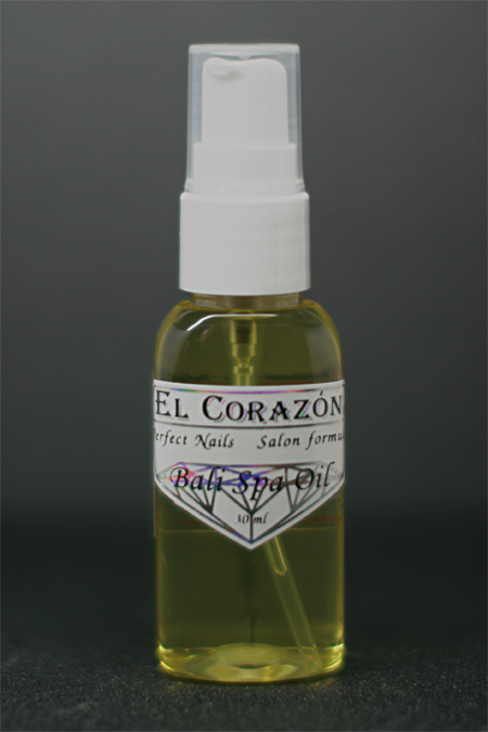 EL Corazon Perfect Nails 428 Bali Spa Oil